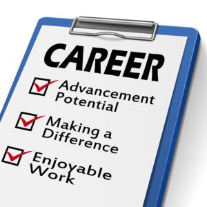 career clipboard