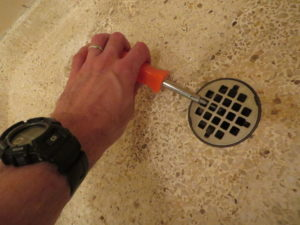 How To Unclog A Bathroom Drain how to unclog a shower drain | norhio